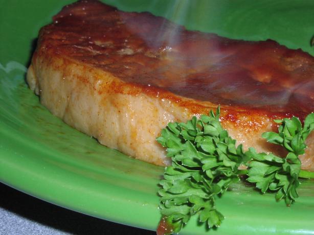 Bbq Pork Chops Oven  Oven BBQ Pork Chops Recipe Food