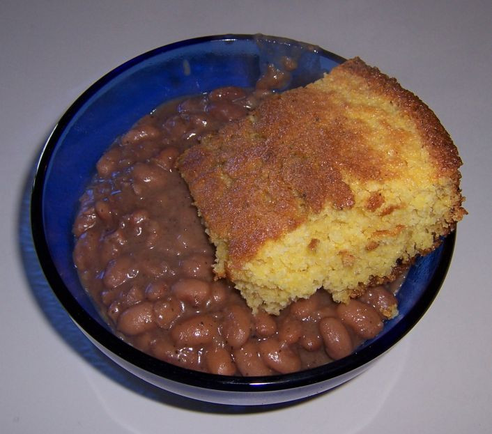 Beans And Cornbread  jobsanger Beans And Cornbread Yum