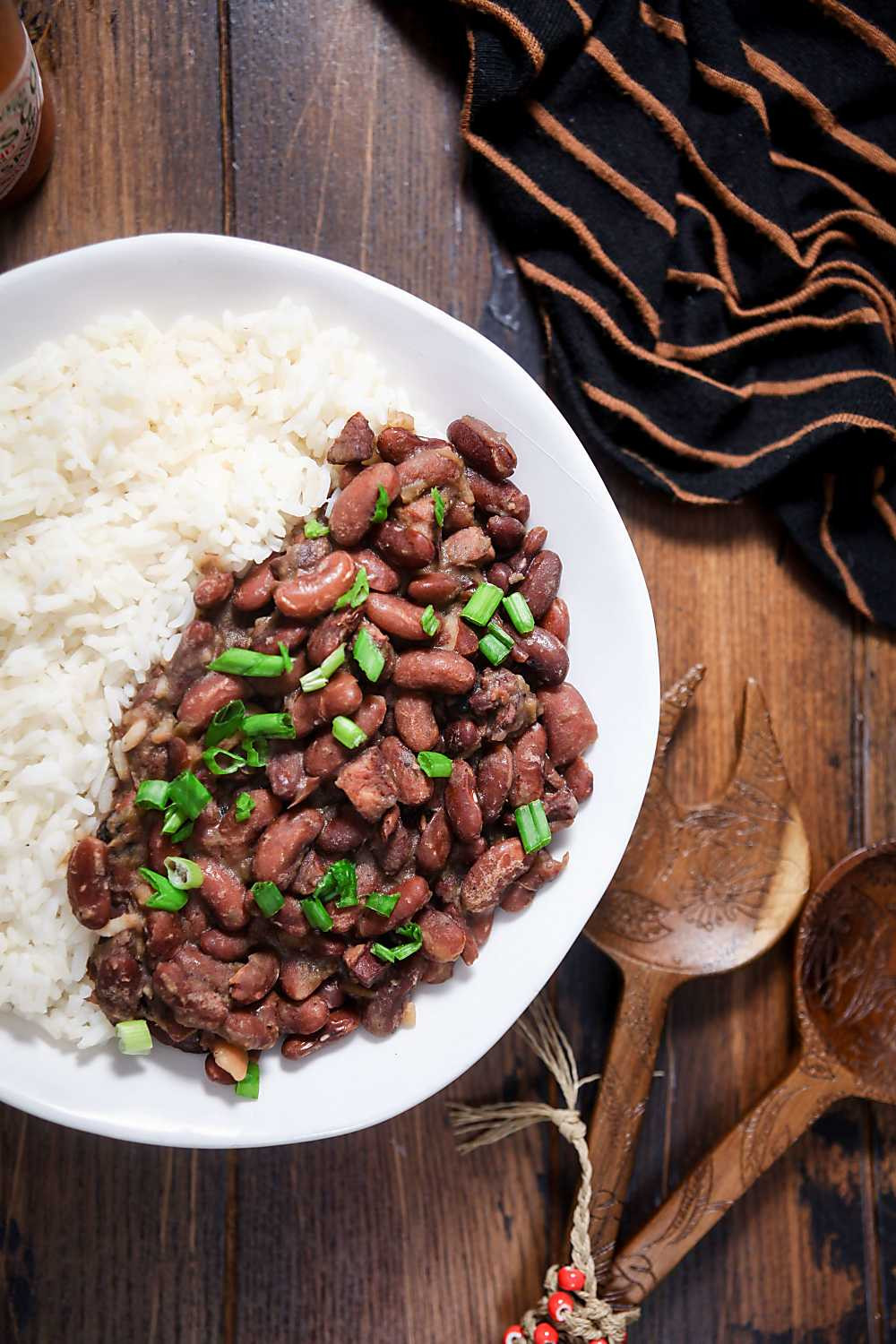 Beans And Rice Instant Pot  Instant Pot Red Beans and Rice