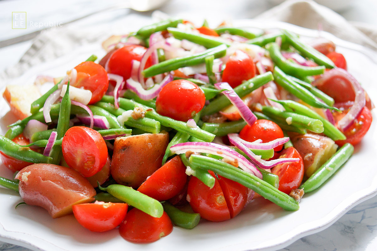 Beans Greens Tomatoes Potatoes  Whole Food Republic