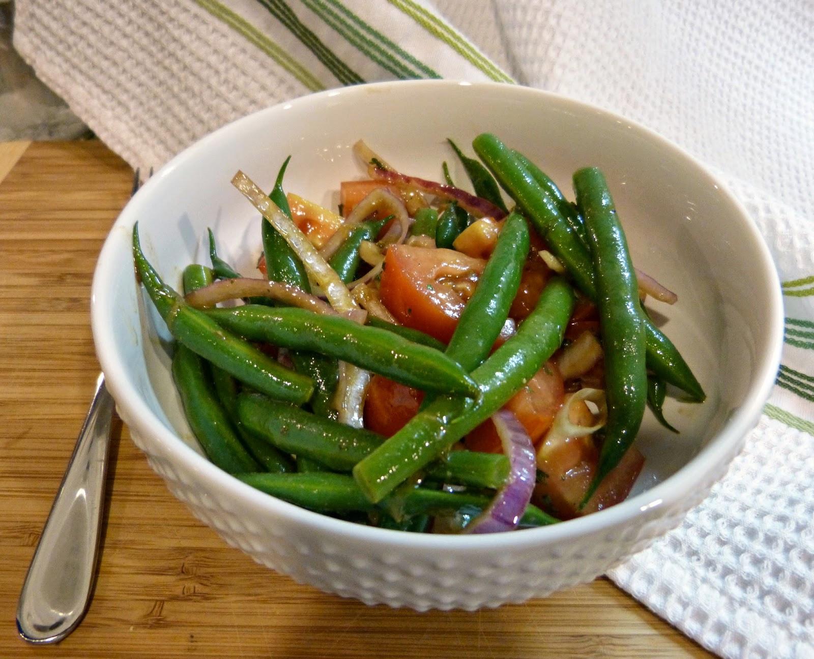 Beans Greens Tomatoes Potatoes  potato green bean tomato salad