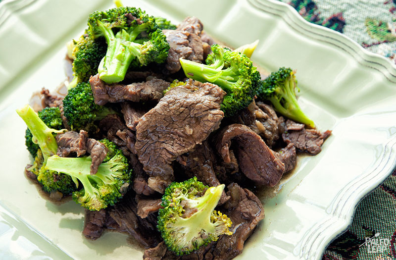 Beef And Broccoli Slow Cooker  Slow Cooked Beef and Broccoli