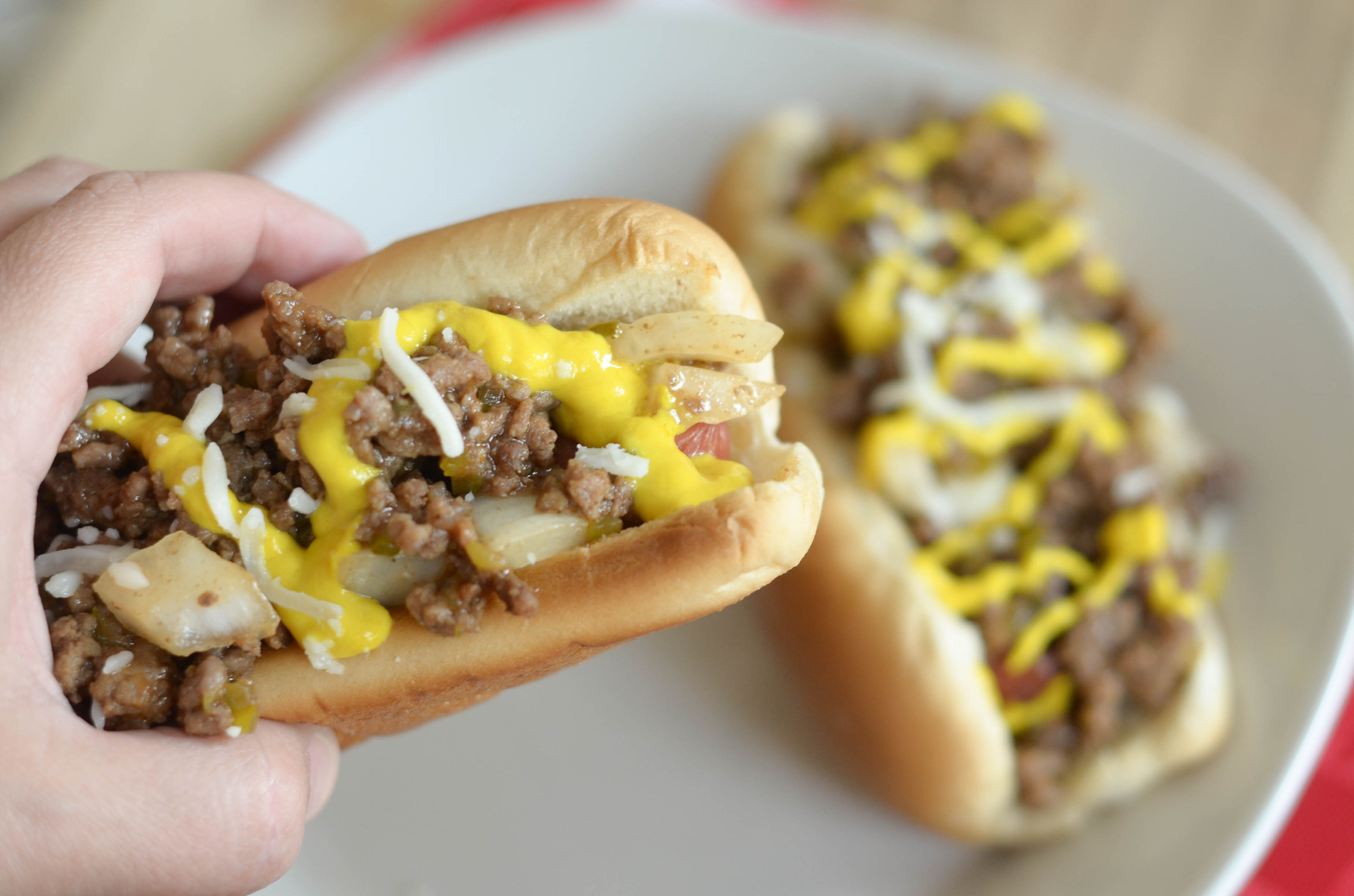 Beef Hot Dogs  BBQ Beef Hot Dogs Mommy Hates Cooking