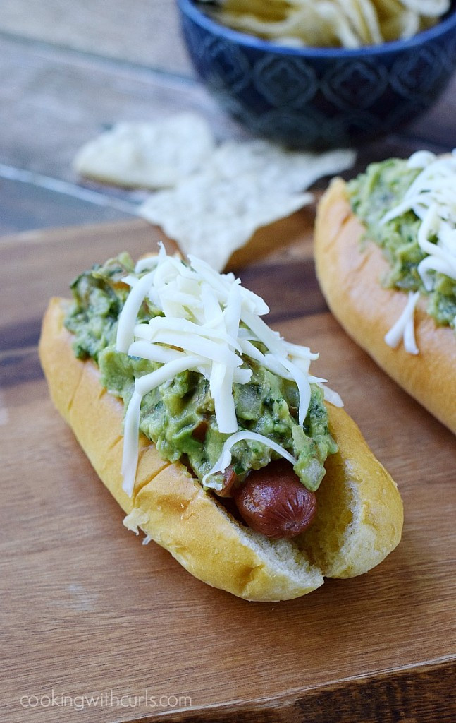 Beef Hot Dogs  California Dogs Cooking With Curls