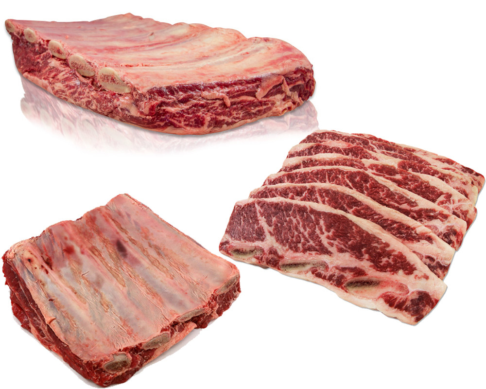 Beef Ribs Vs Pork Ribs  Beef Back Ribs vs Short Ribs