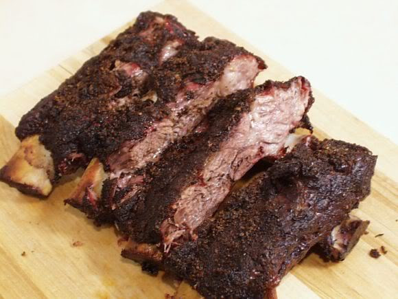 Beef Ribs Vs Pork Ribs  Beef ribs vs Pork Ribs — Big Green Egg EGGhead Forum