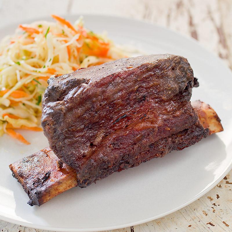 Beef Short Ribs Recipe  Grill Roasted Beef Short Ribs