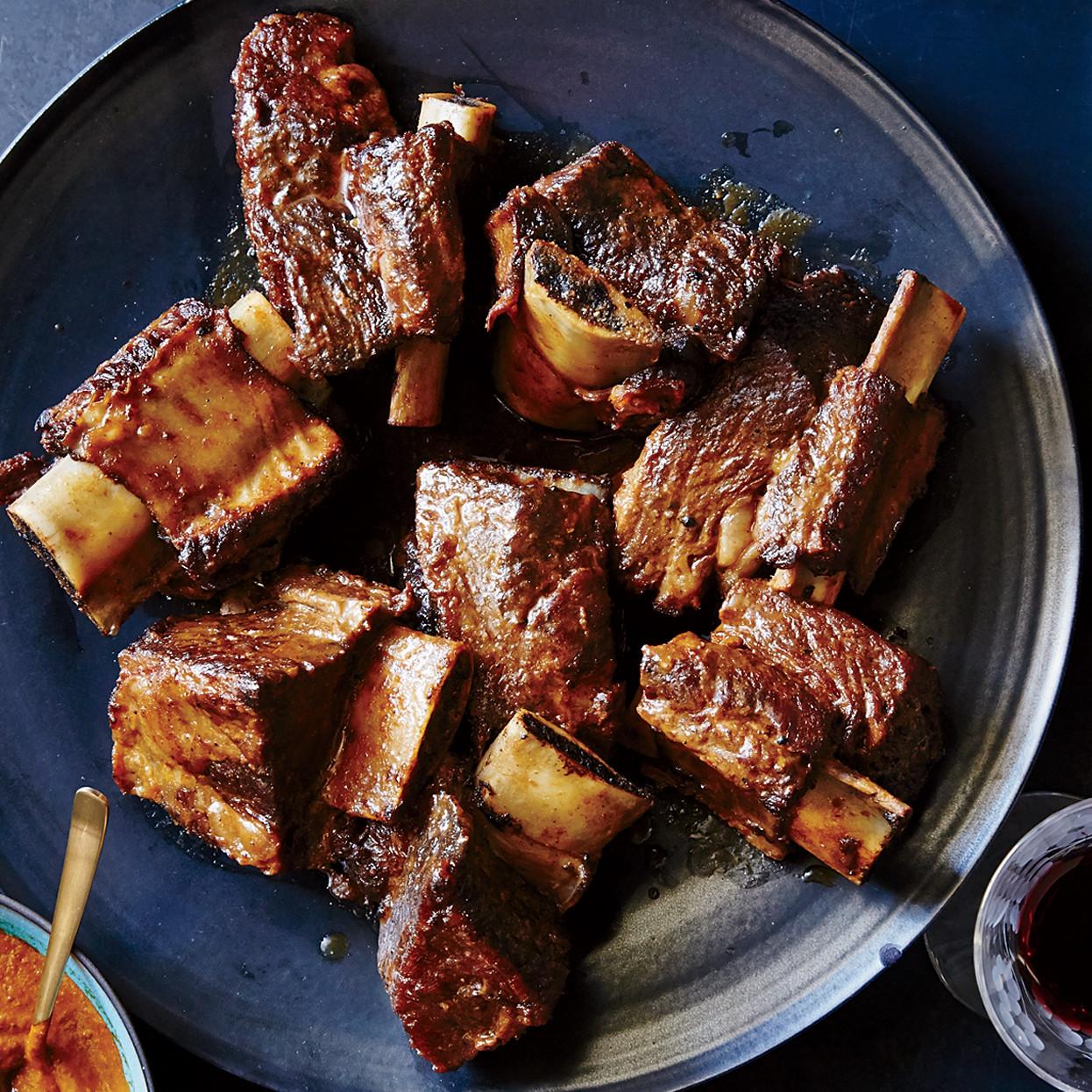 Beef Short Ribs Recipe  oven beef short ribs