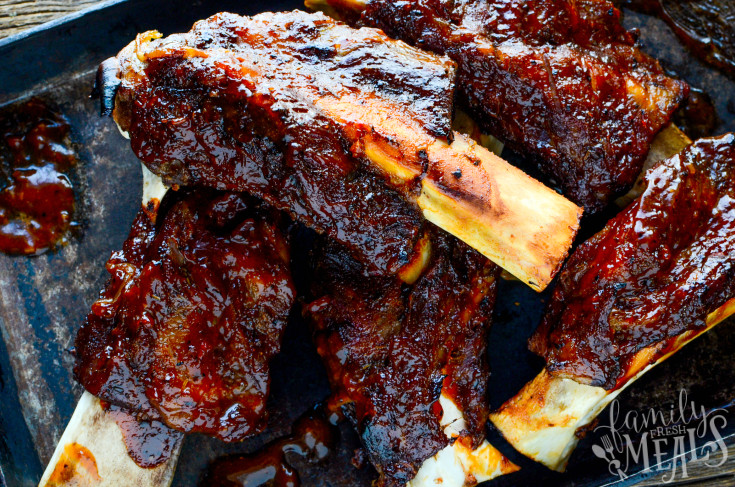Beef Short Ribs Recipe  Slow Cooker BBQ Short Ribs Family Fresh Meals