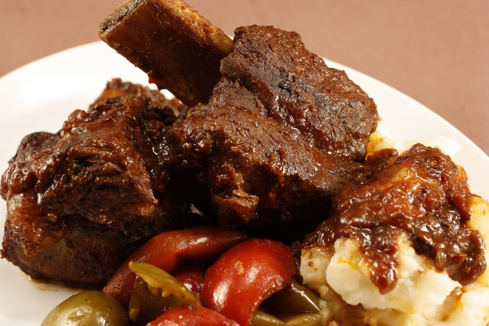 Beef Short Ribs Recipe  Kitchen Tapestry Slow Cooked Beef Short Ribs