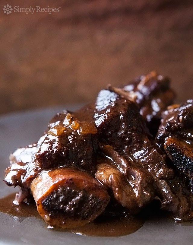 Beef Short Ribs Recipe  Beef Short Ribs Braised