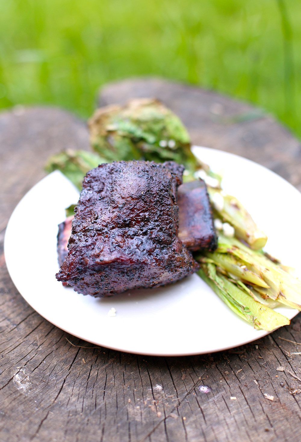 Beef Short Ribs Smoked  Smoked Beef Short Ribs The Ultimate Mother s Day for