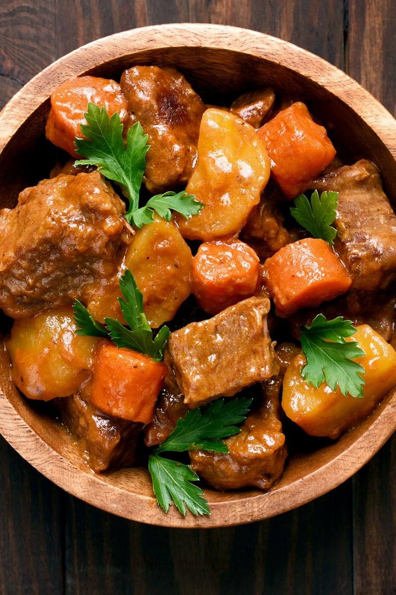 Beef Stew Instant Pot Recipe  Instant Pot Beef Stew