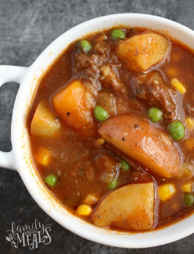 Beef Stew Instant Pot Recipe  Quick and Easy Instant Pot Meals for Fall Chowhound