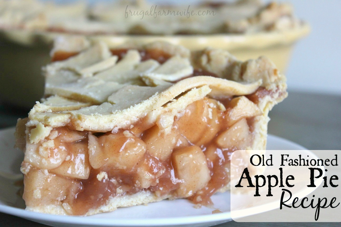 Best Apple Pie Apples  Best Apple Pie Recipe