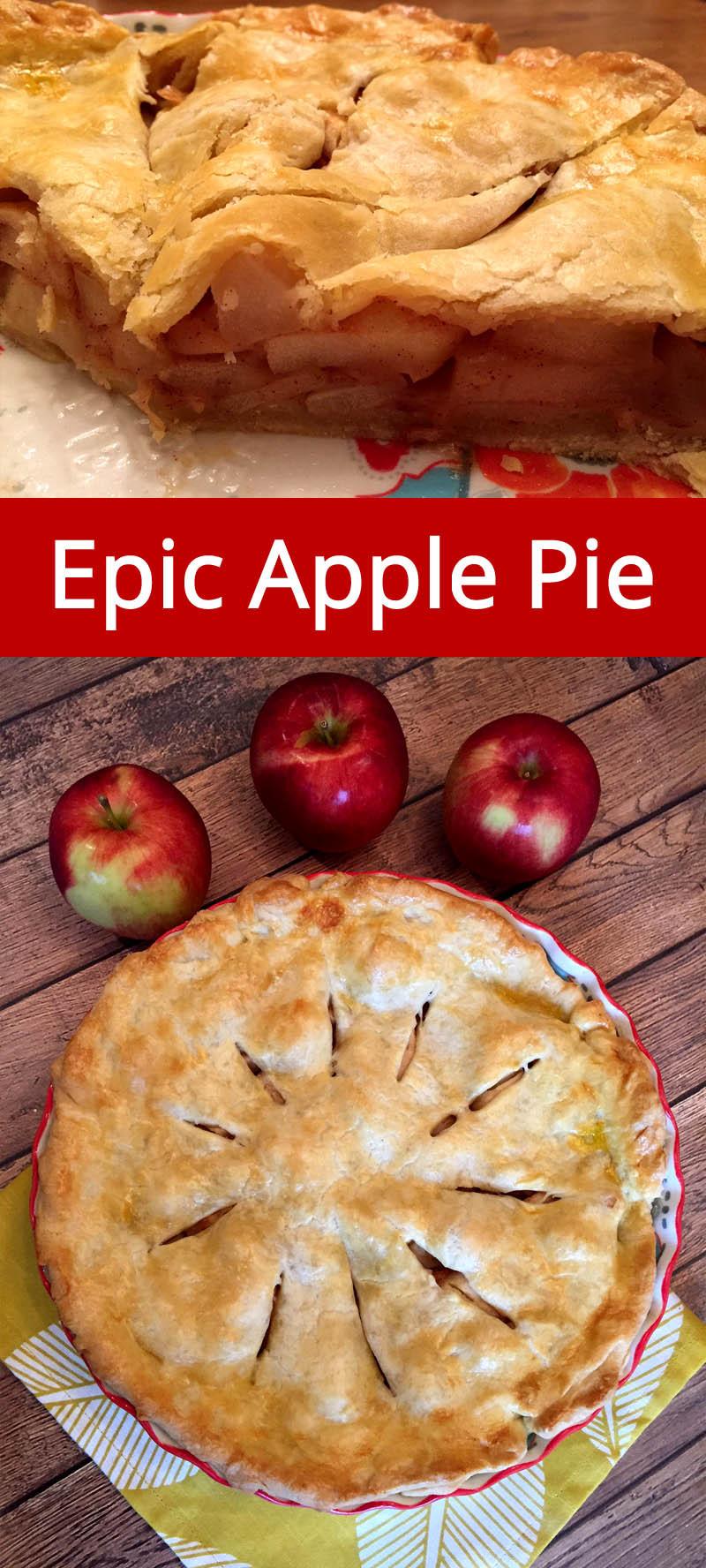 Best Apple Pie Apples  best apple pie recipe in the world