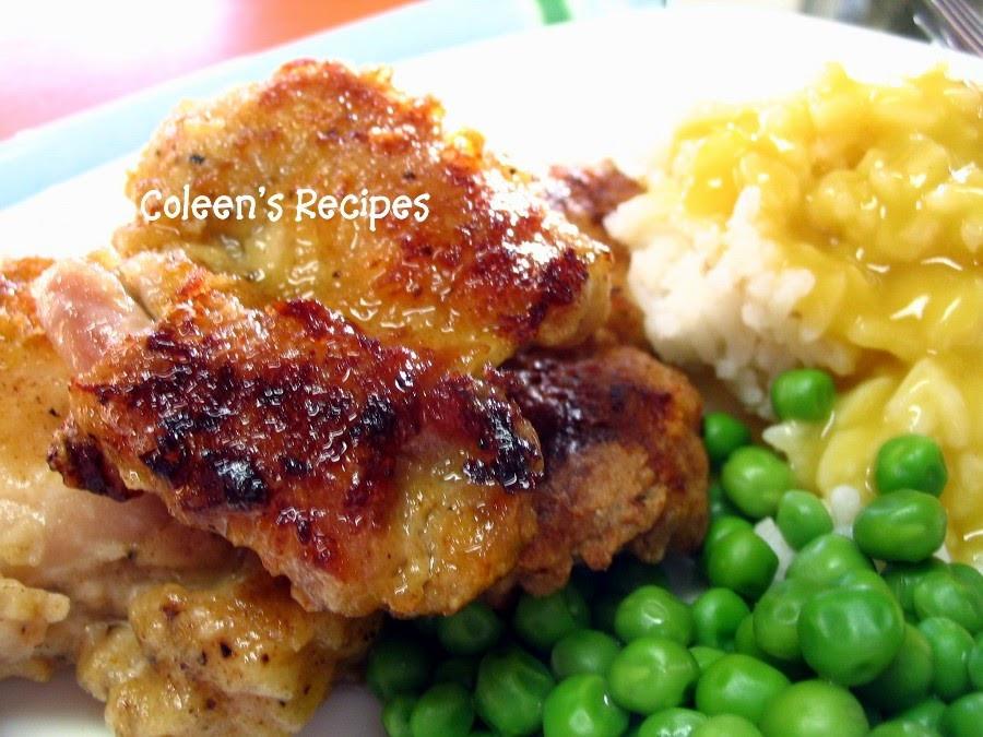Best Baked Chicken Recipe  Coleen s Recipes BEST BAKED CHICKEN THIGHS EVER