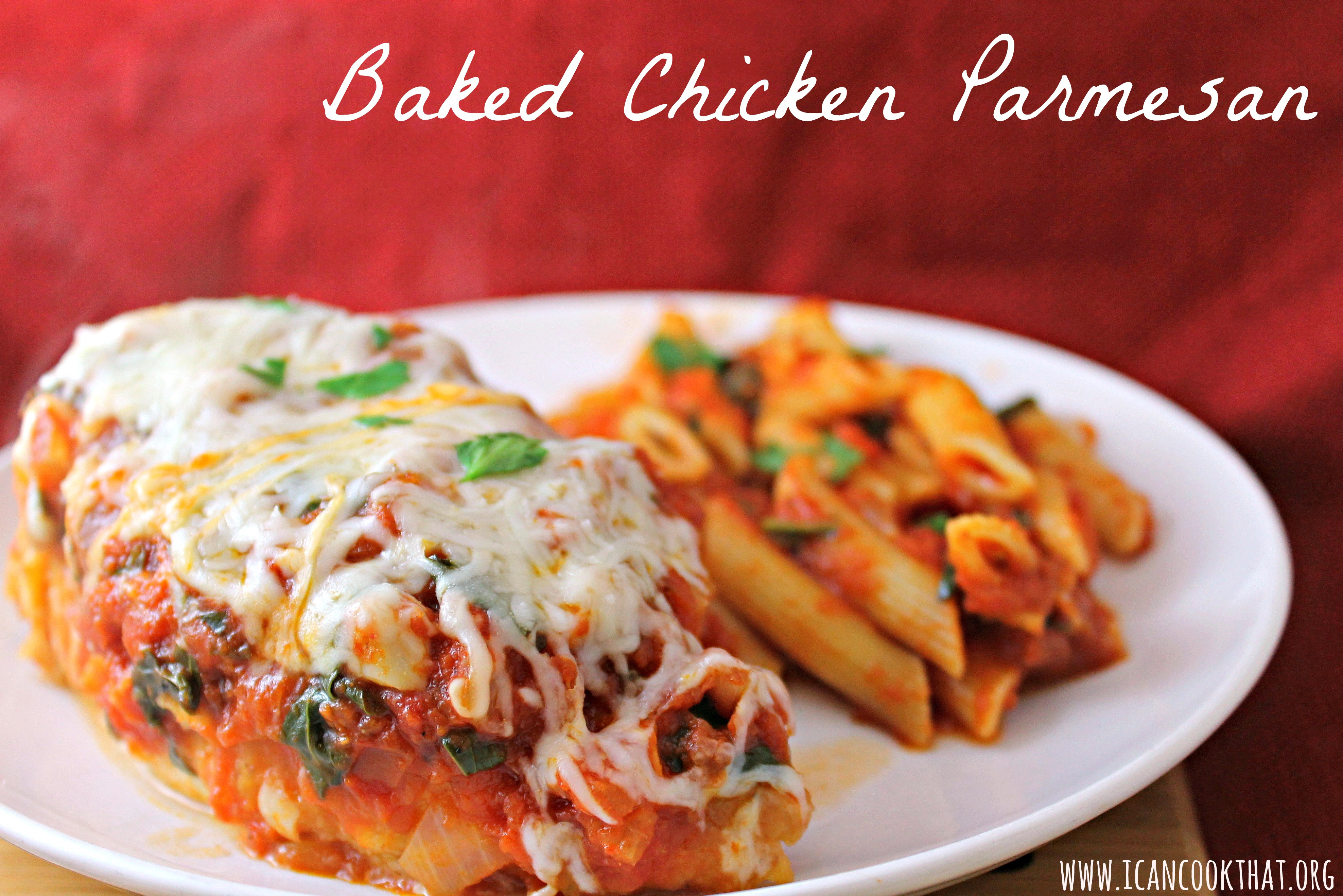 Best Baked Chicken Recipe  best baked chicken parmesan