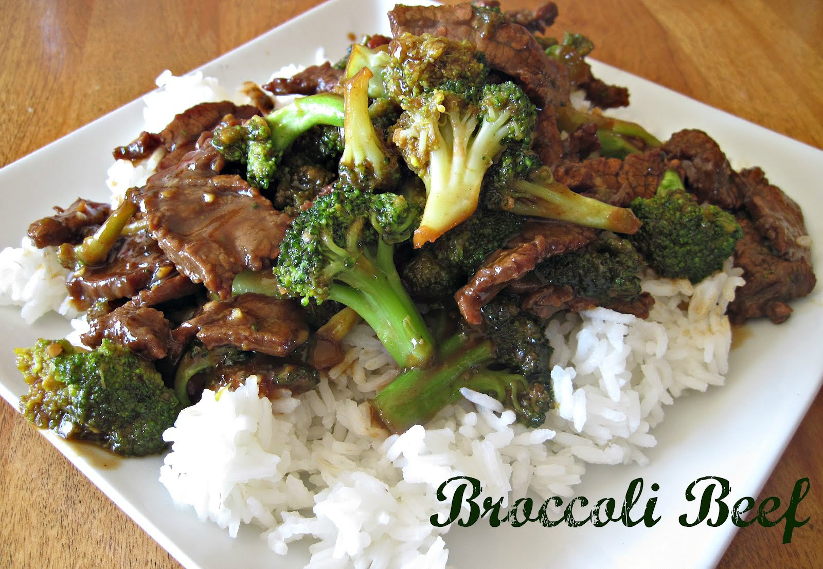 Best Beef And Broccoli Recipe  Aubrey s Recipes The Best Broccoli Beef