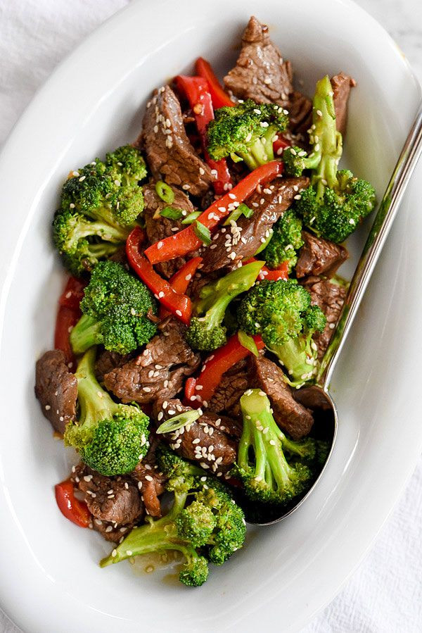 Best Beef And Broccoli Recipe  1000 images about Foo Crush Recipes on Pinterest