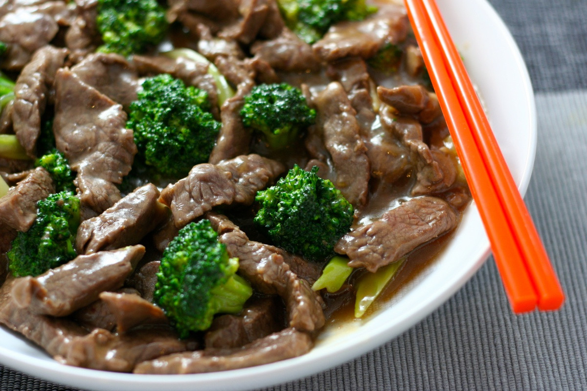 Best Beef And Broccoli Recipe  Beef and Broccoli Stir Fry