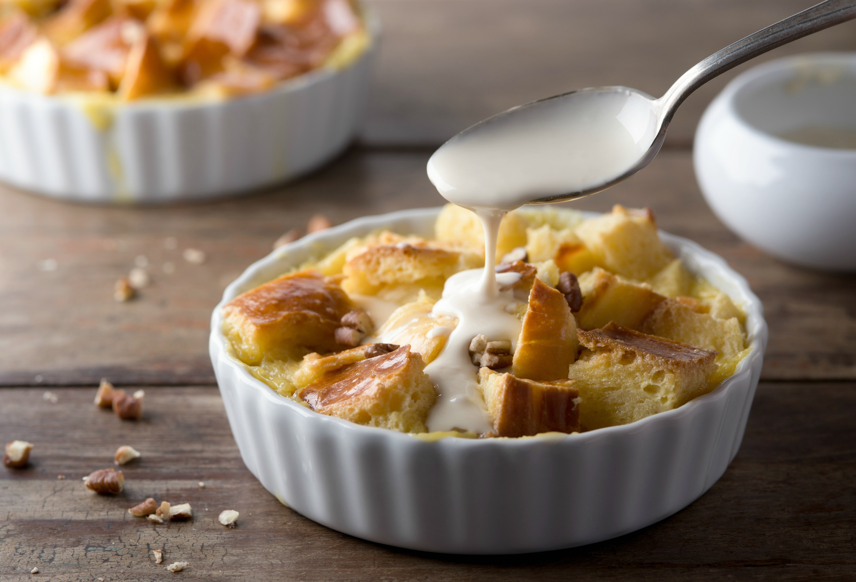 Best Bread Pudding Recipe  How To Make The Best Bread Pudding In The World Food