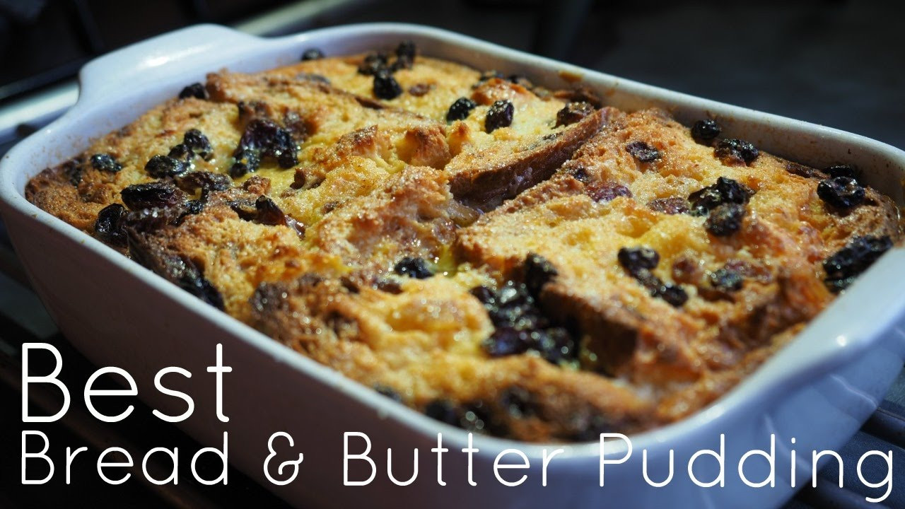 Best Bread Pudding Recipe  Best Bread and Butter Pudding Recipe Home Made