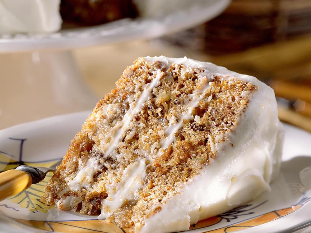 Best Cake Recipe  Best Carrot Cake Recipe