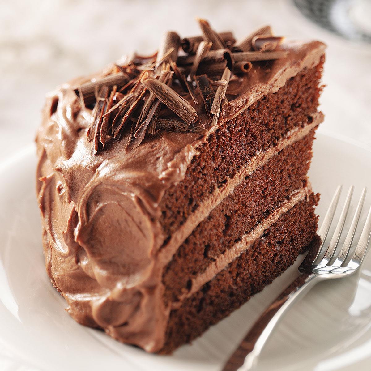 Best Cake Recipe  Best Chocolate Cake Recipe