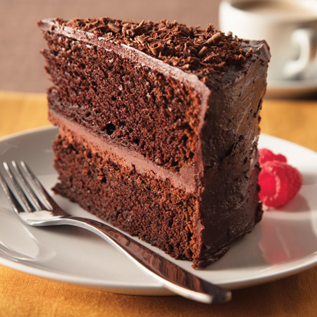 Best Cake Recipe  The Best Chocolate Cake Recipe — Dishmaps