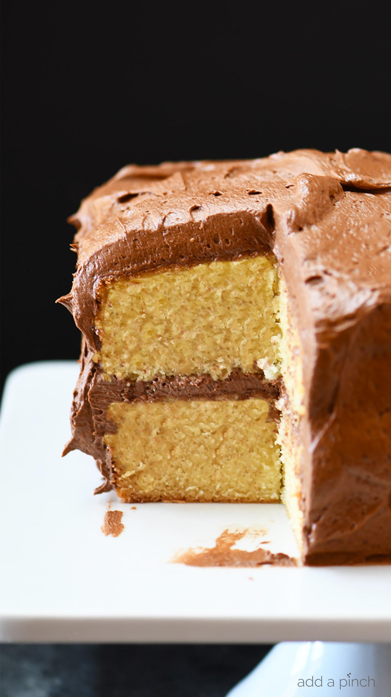 Best Cake Recipe  The Best Vanilla Cake Recipe Add a Pinch