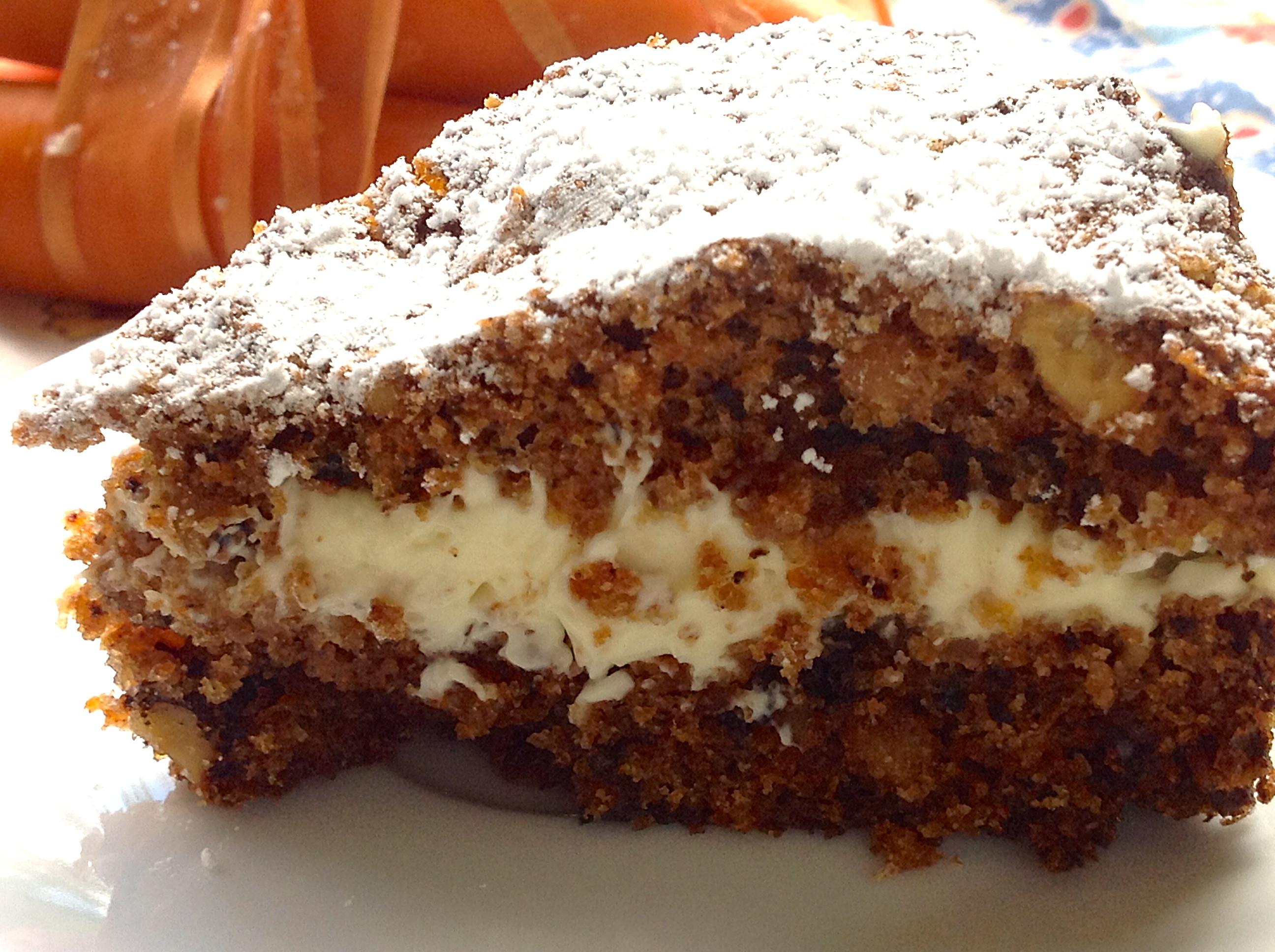 Best Cake Recipe  The Best Carrot Cake Recipe