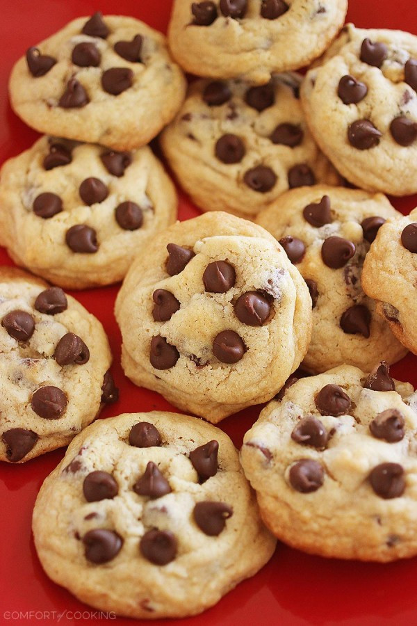 Best Chewy Chocolate Chip Cookies  Best Ever Soft Chewy Chocolate Chip Cookies