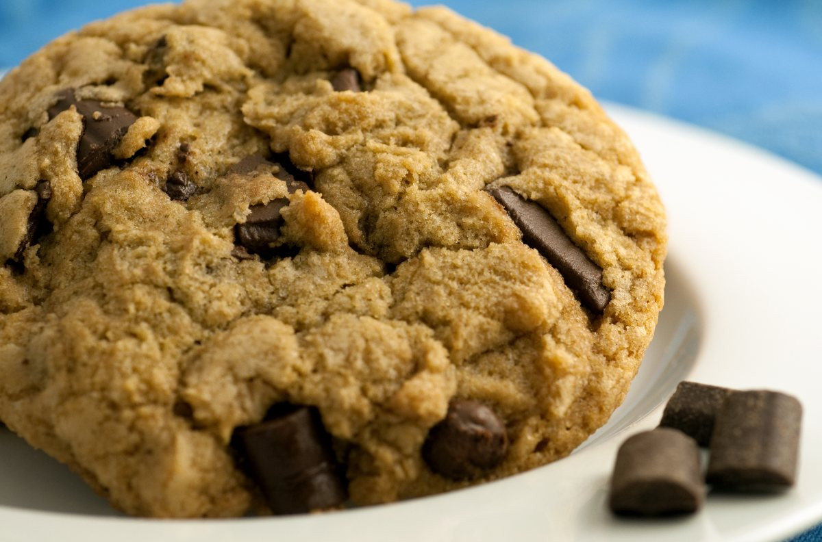 Best Chewy Chocolate Chip Cookies  The Best Big & Chewy Chocolate Chip Cookies Ever BigOven
