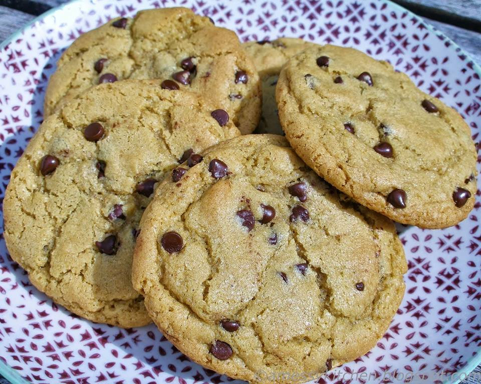 Best Chewy Chocolate Chip Cookies  The Best Chewy Cafe Style Chocolate Chip Cookies – Best