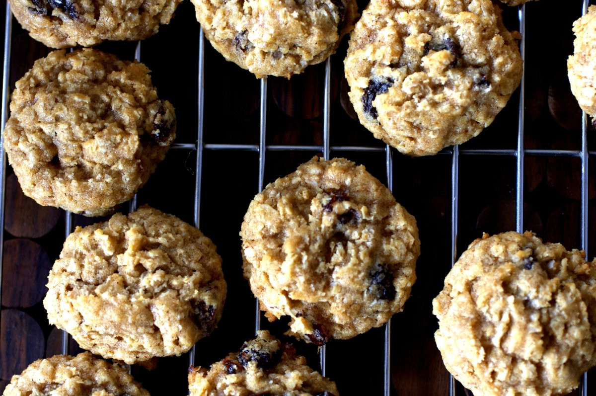 Best Chewy Oatmeal Cookies  thick chewy oatmeal raisin cookies – smitten kitchen