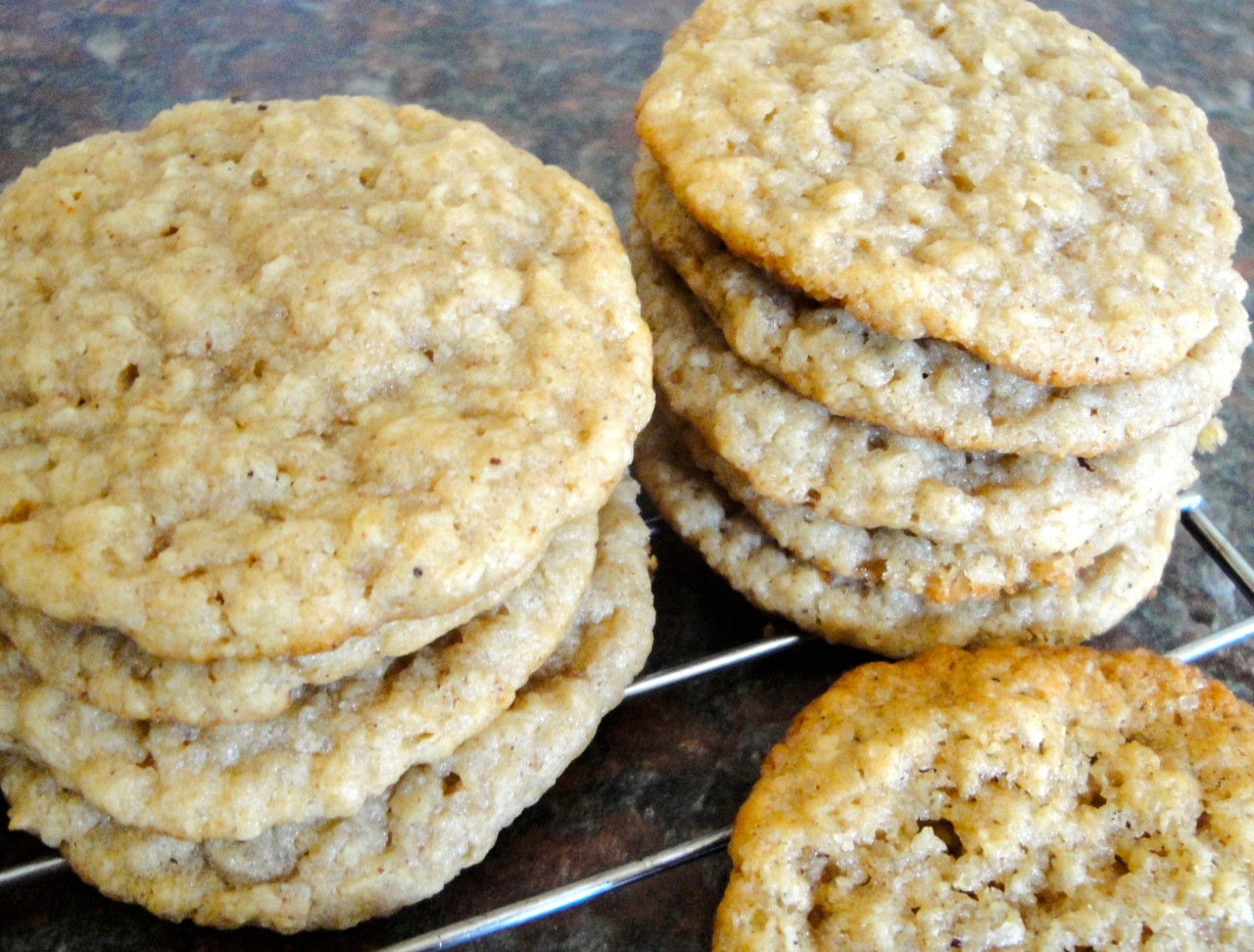 Best Chewy Oatmeal Cookies  To Die For Recipes Chewy Nutty Coconut Oatmeal cookies