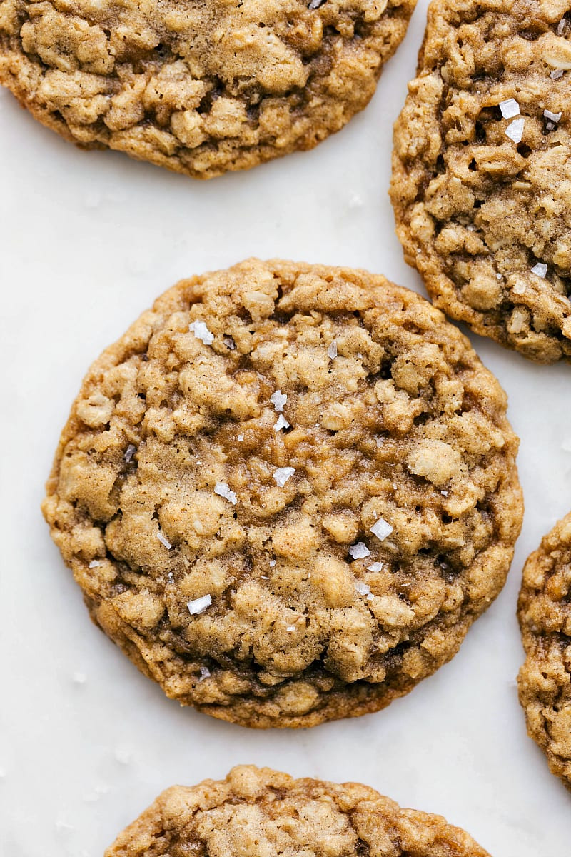 Best Chewy Oatmeal Cookies  Chewy Oatmeal Cookies