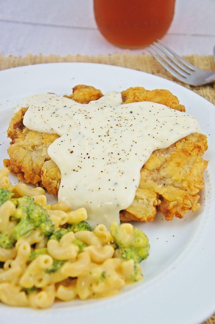 Best Chicken Fried Steak Recipe  17 Best images about Best Recipes on Pinterest