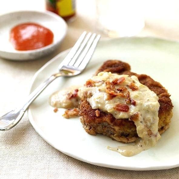 Best Chicken Fried Steak Recipe  Chicken Fried Steak Recipe Paula Deen Chicken Fried Steak