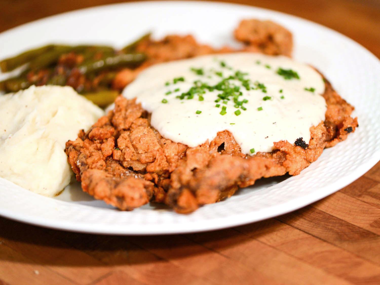 Best Chicken Fried Steak Recipe  How Chicken Fried Steak Got Its Texas Twang