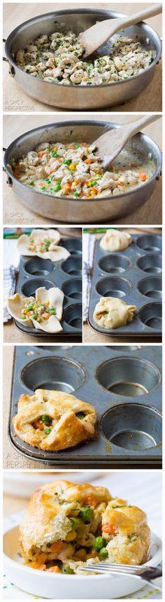 Best Chicken Pot Pie Recipe  1000 images about chicken pot pie on Pinterest