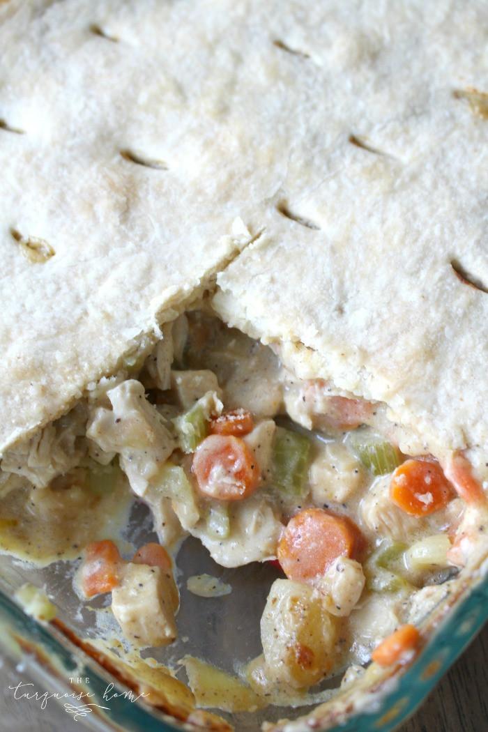 Best Chicken Pot Pie Recipe  The Best Chicken Pot Pie Recipe Southern fort Food