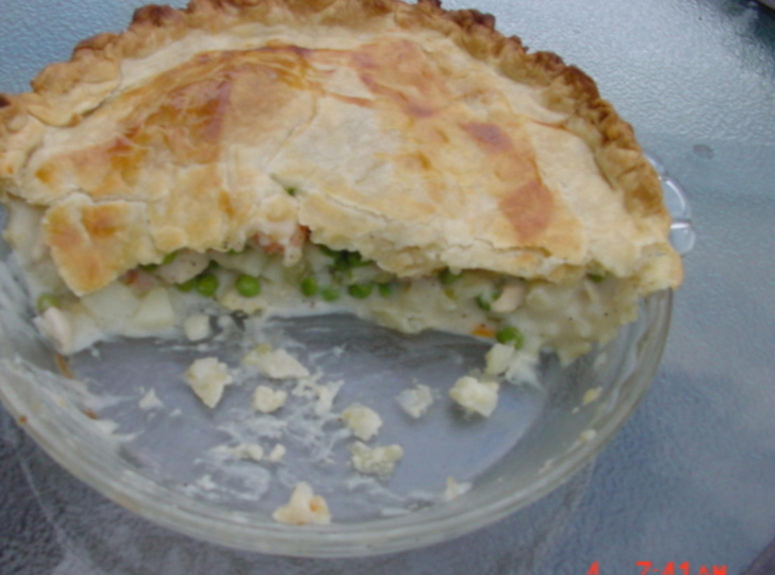 Best Chicken Pot Pie Recipe  The Best Chicken Pot Pie Recipe