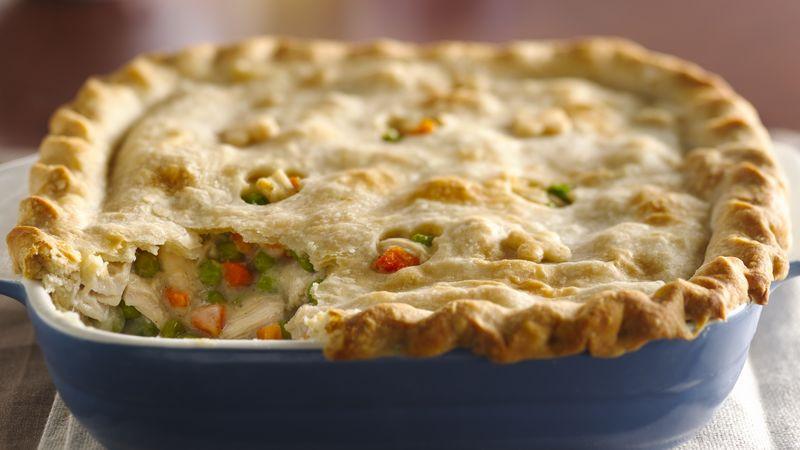 Best Chicken Pot Pie Recipe  Classic Chicken Pot Pie recipe from Betty Crocker
