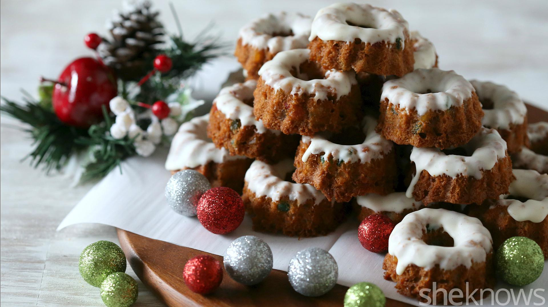 Best Christmas Dessert Recipes  Cool holiday desserts you make only for the people you