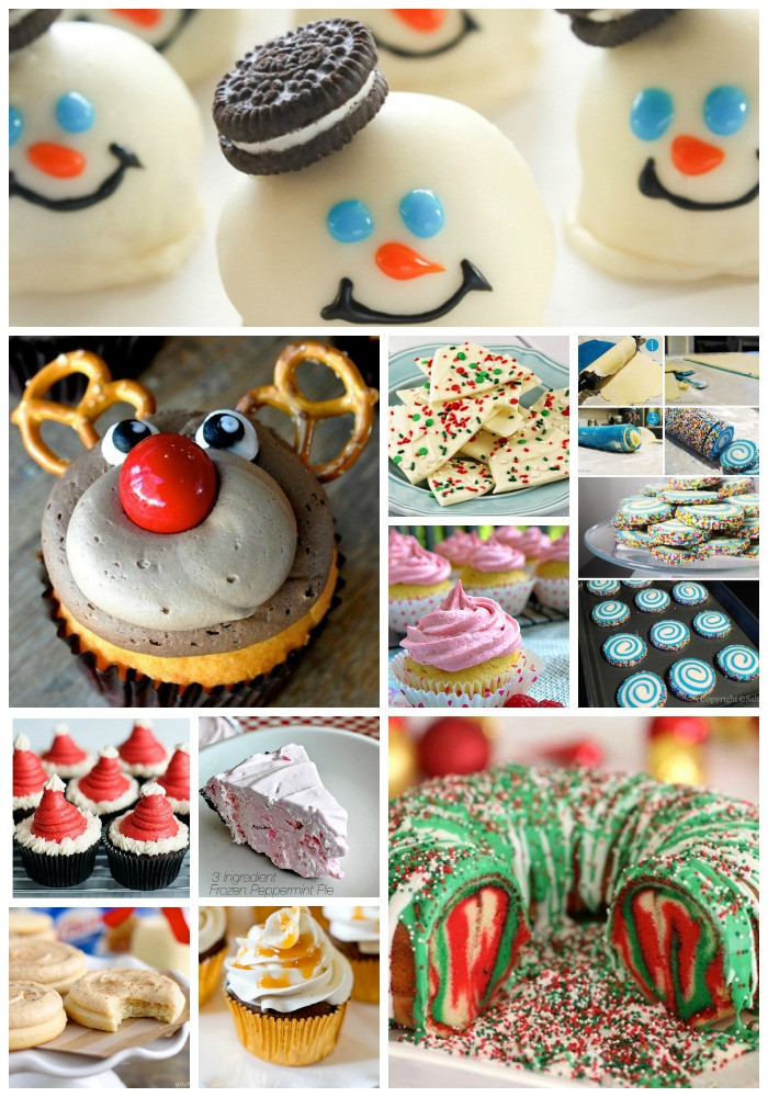 Best Christmas Dessert Recipes  Rigged Recipes Linky Party 8 with Features – Being A