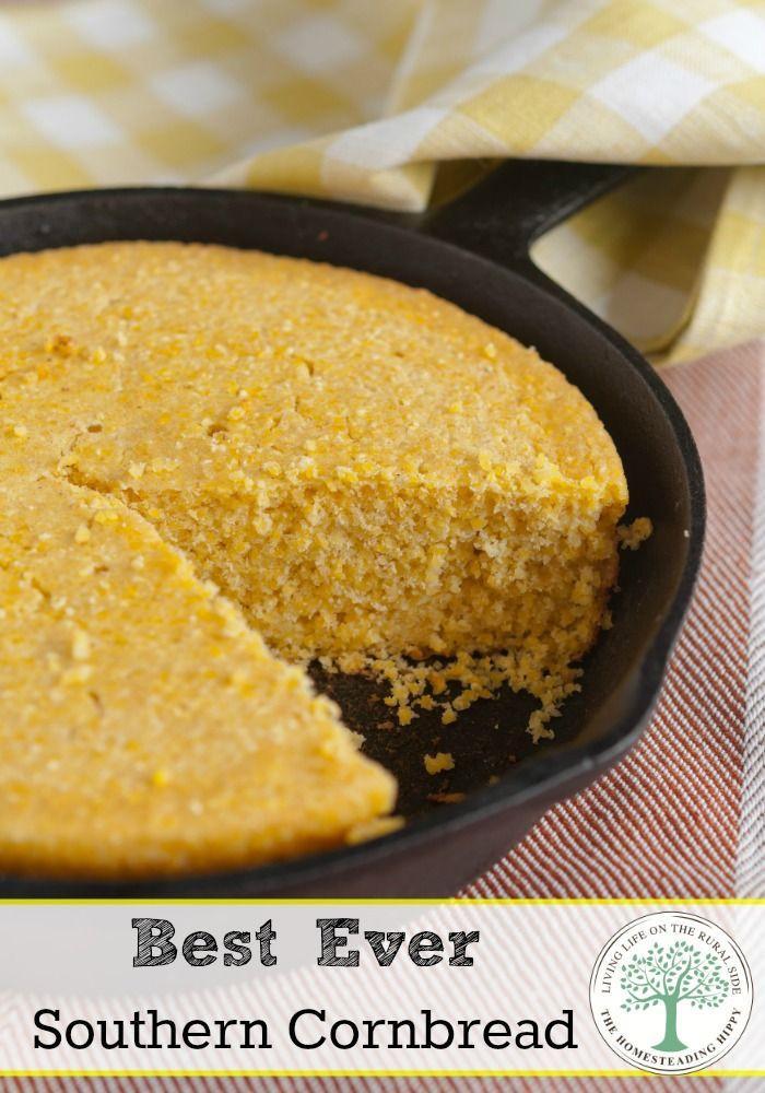 Best Cornbread Recipe  Best 25 Southern cornbread recipe ideas on Pinterest