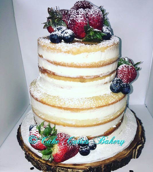 Best Dessert In Tampa  Cake Cuties Bakery Tampa FL Wedding Cake