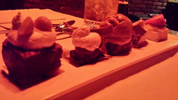 Best Dessert In Tampa  Review of the Harry Waugh Dessert Room in Tampa